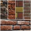 Полиуретановые формы для декоративного камня под кирпич
