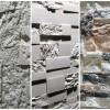 В наборе 3 формы популярных сланцев, комплект красящих пигментов, видео уроки по изготовлению камня  в наборе.
