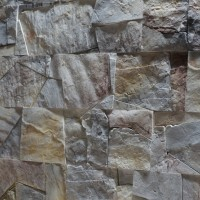 Полиуретановая форма для изготовления декоративного камня