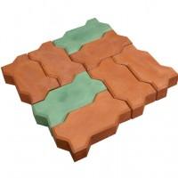 Полиуретановая форма для изготовления тротуарной плитки